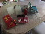 Un piccolo kit per decorare, ritagliare e stampare a rilievo