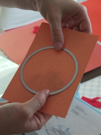 Realizzare un cerchio di carta